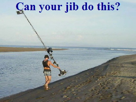 Can your jib do this?
